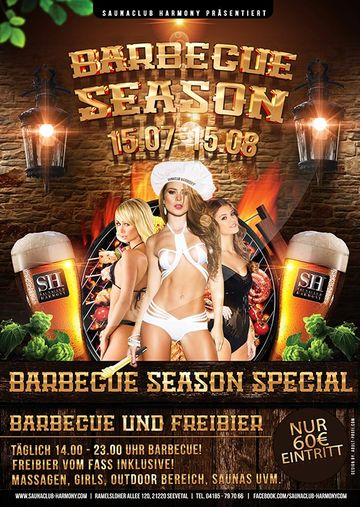 Bild BARBECUE SEASON - DIE TOP BARBECUE & FREIBIER AKTION | 15.07 - 15.08
