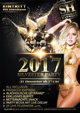 SILVESTER PARTY 2016/2017