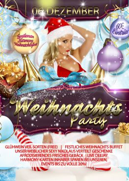 Weihnachts Party 2014